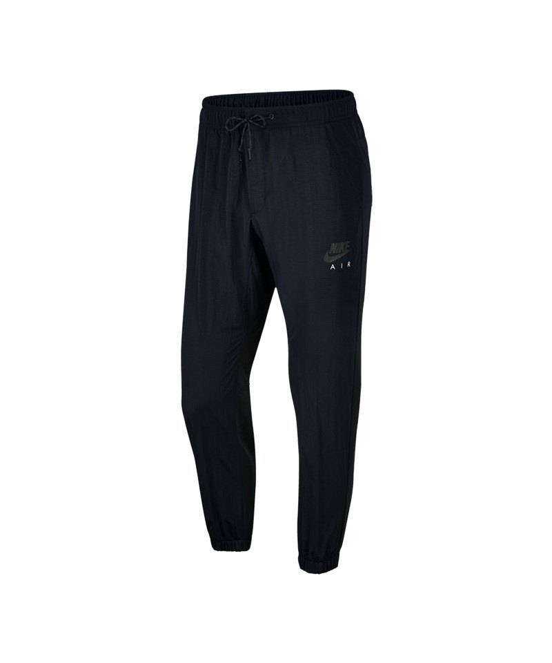 pre order where can i buy new styles Nike Air Jogger Pant Hose lang Schwarz F010