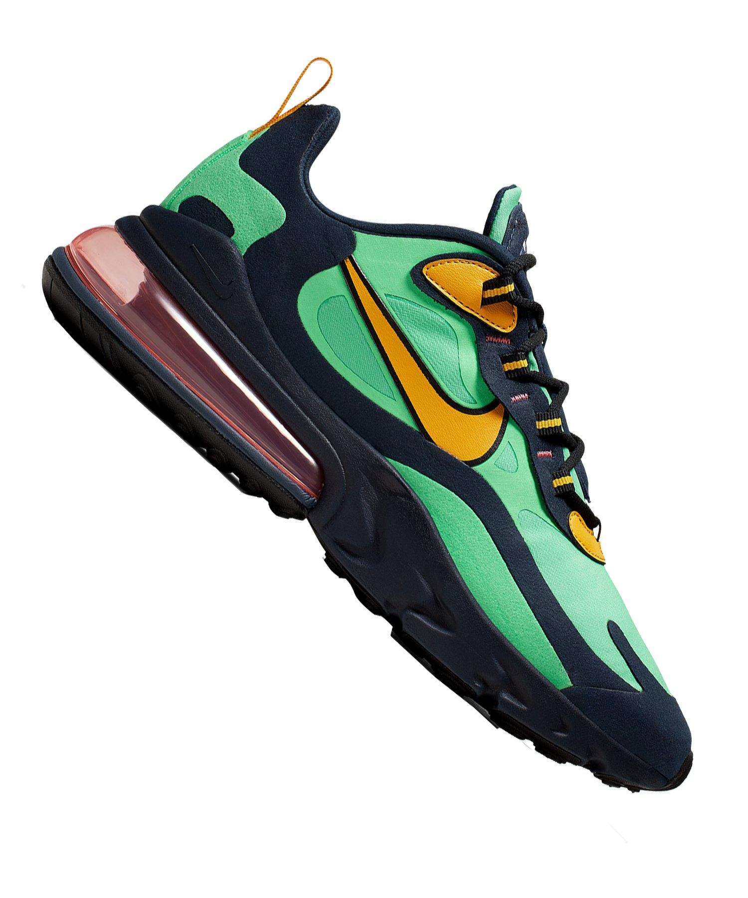 Nike Air Max 720 W Schuhe schwarz gelb grün im WeAre Shop