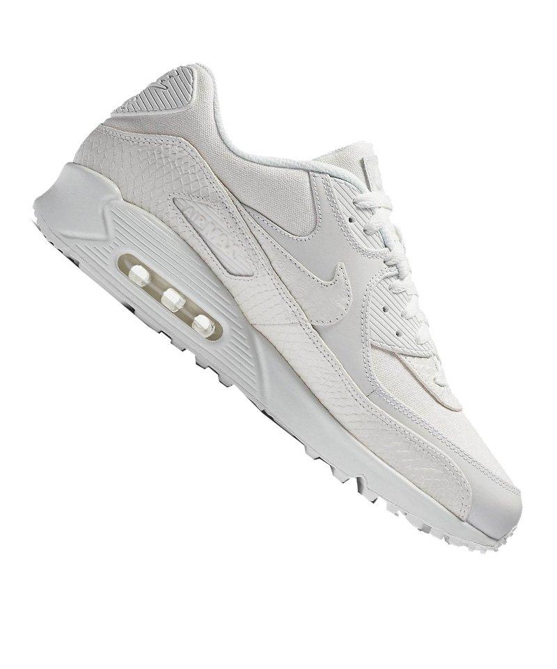 Nike Air Max 90 Premium Sneaker Weiss F101