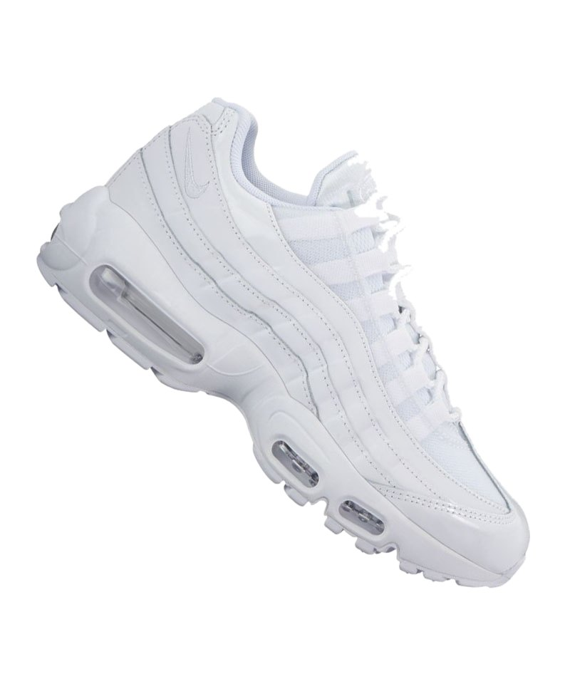 nike air max 95 sneaker damen weiss f108 weiss. Black Bedroom Furniture Sets. Home Design Ideas