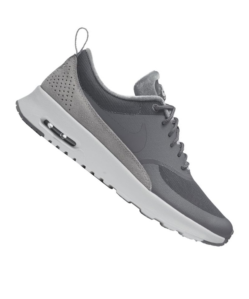 hot nike air max thea damänner grau and weiß 2cd73 618dd