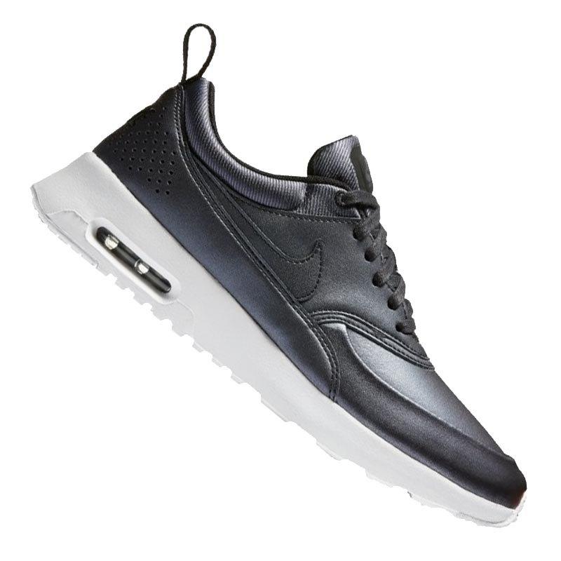 db498dfb48dc Nike Air Max Thea SE Sneaker Damen Silber F002 - silber