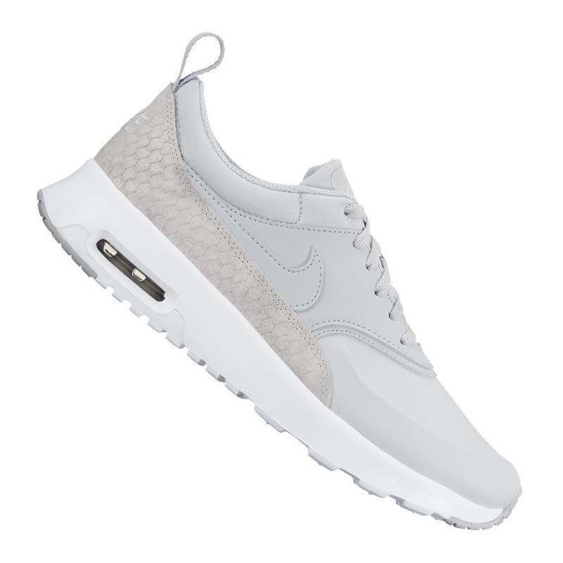 Freies Verschiffen Billig Nike Air Max Thea Premium Sneaker Damen Grau F023 grau 40 Auslass Offiziellen klYbU