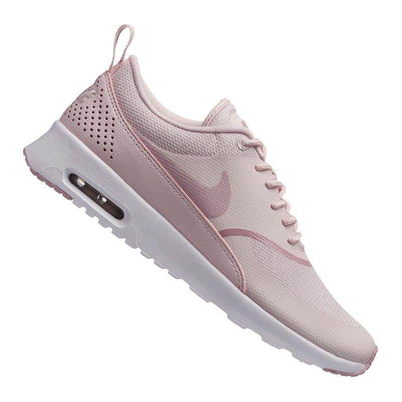 nike air max thea sneaker damen rosa f612 rosa. Black Bedroom Furniture Sets. Home Design Ideas