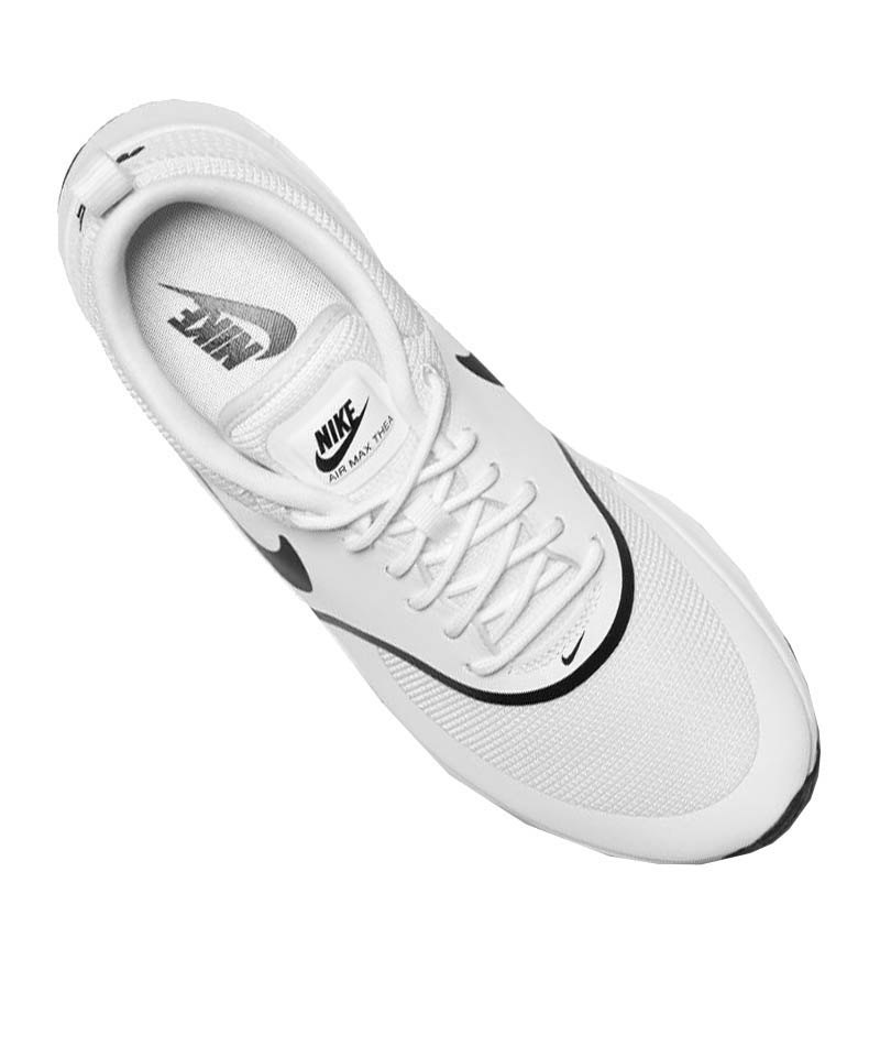 on sale 9a304 b6e77 ... cheap nike air max thea sneaker damen weiss schwarz f108 weiss eb86d  76ad1 ...