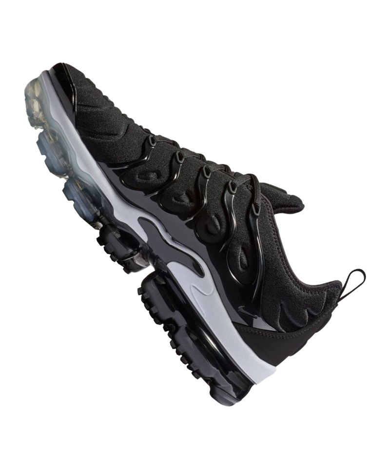 nike air vapormax plus grey schwarz