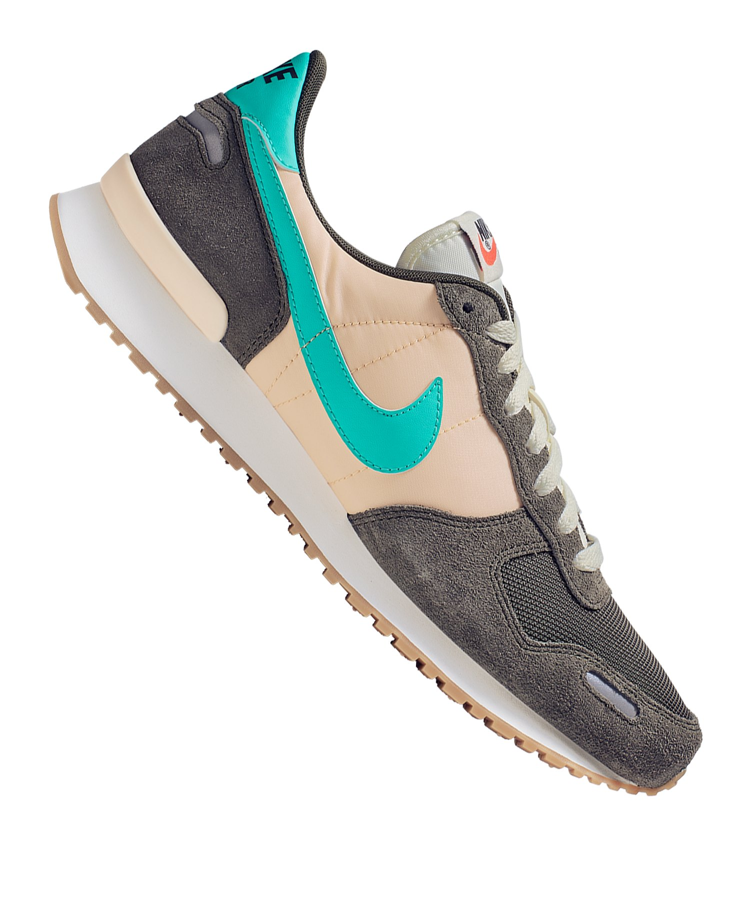 Nike Air Vortex Sneaker Grün Beige Blau F305
