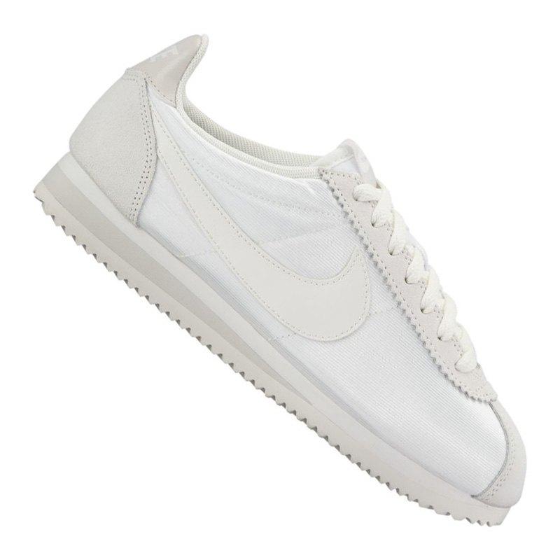 Nike Classic Cortez Nylon Sneaker Damen F201 beige 39 RNO0cn6MZX