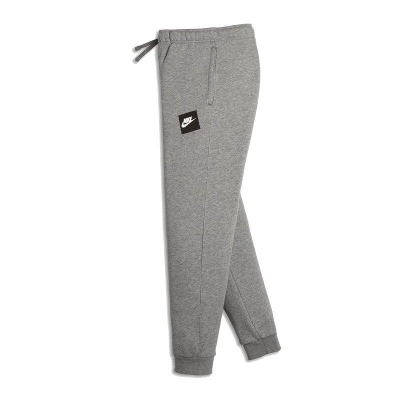 d690587376b9ef Nike Cuffed Club Jogginghose Kids Grau F063 - grau