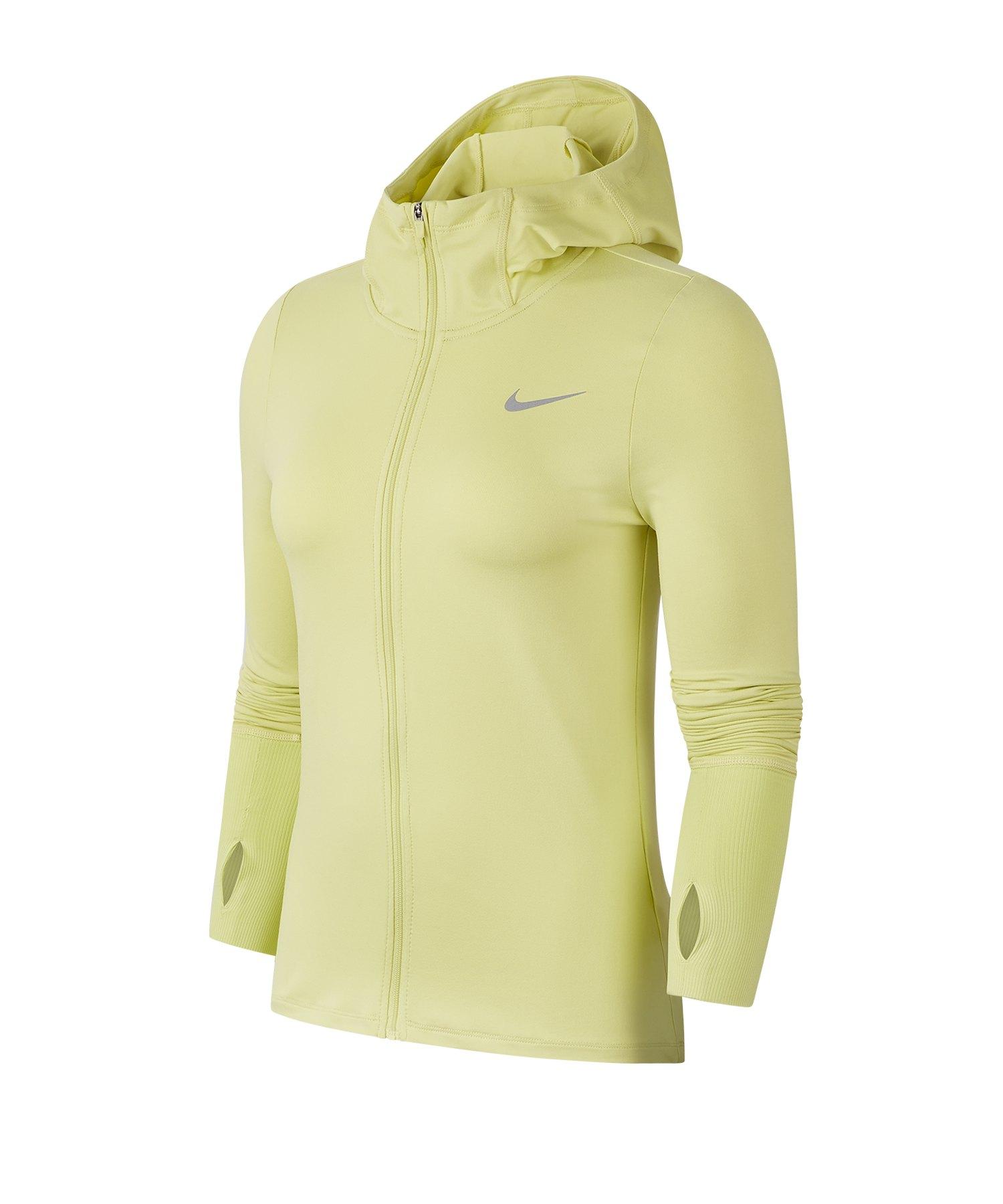 nike hoodie grün damen