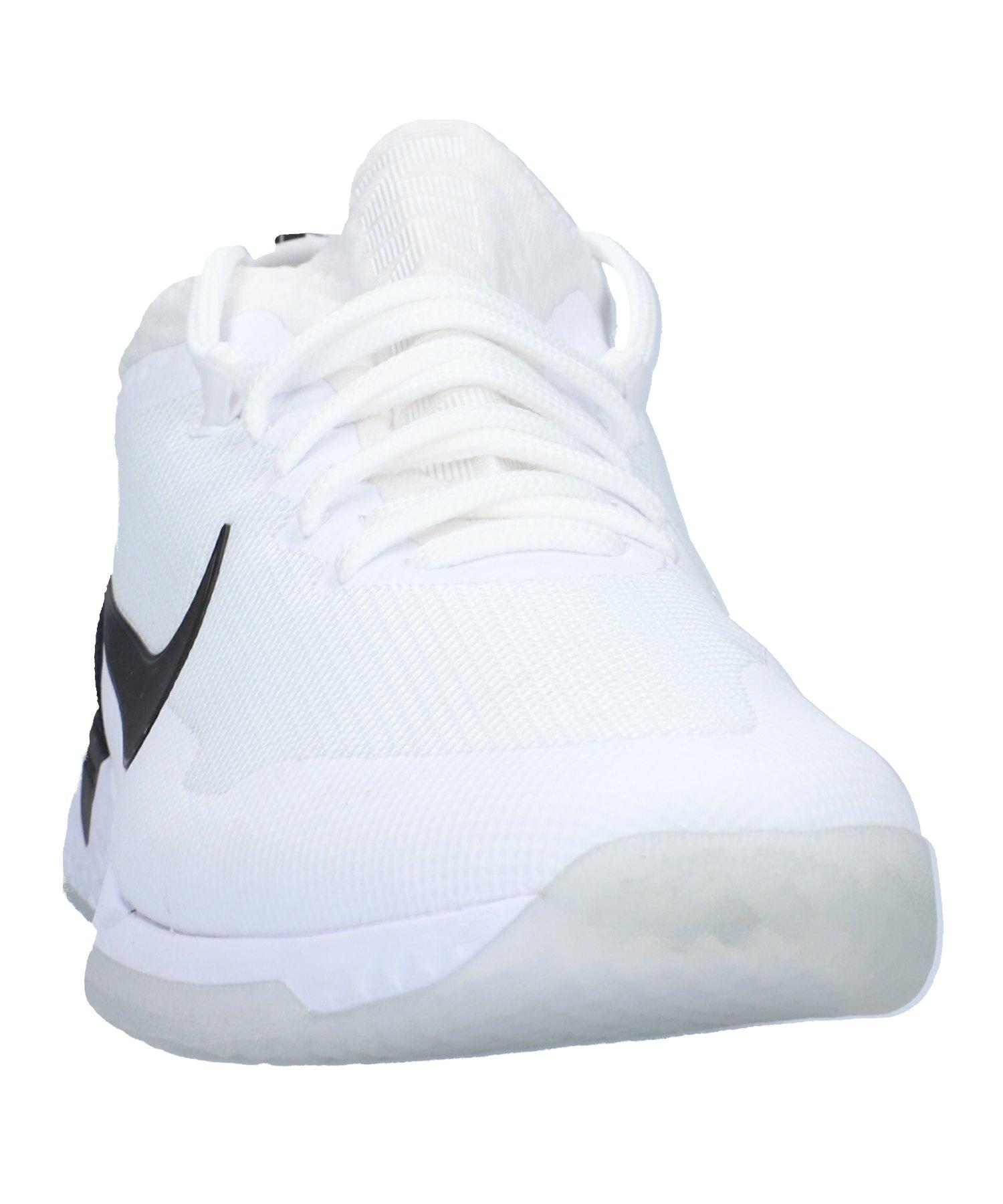 Sneaker Nike F F101 Schwarz cReact Weiss Oyvm08nwN