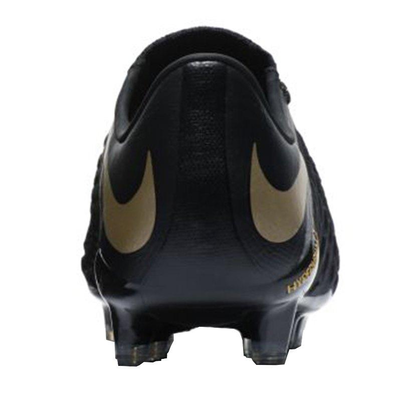 Nike Hypervenom Phantom III Elite FG Schwarz F090