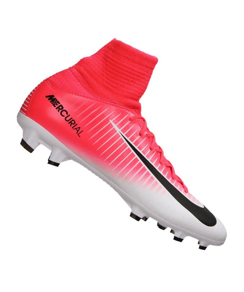 timeless design 796a5 b78dc Nike Jr Mercurial Superfly V FG Kids Pink F601 - pink
