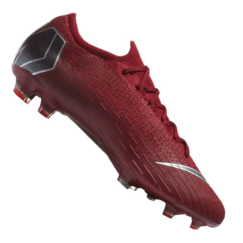 new images of best sneakers wholesale dealer Nike Mercurial Vapor XII Elite FG Rot F606