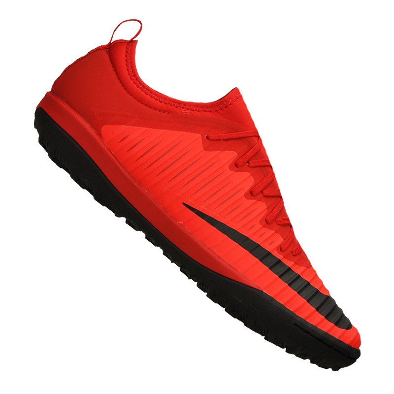 low priced 630e9 79cfe Nike Mercurial X Finale II TF Rot F616 - rot
