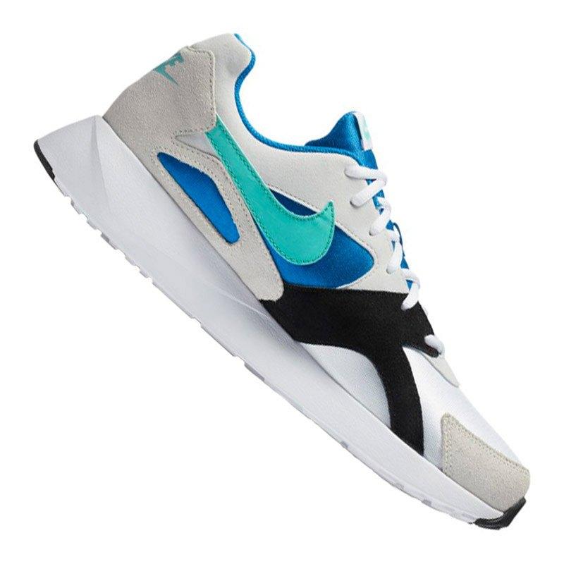 Nike Pantheos Sneaker Beige Blau F101