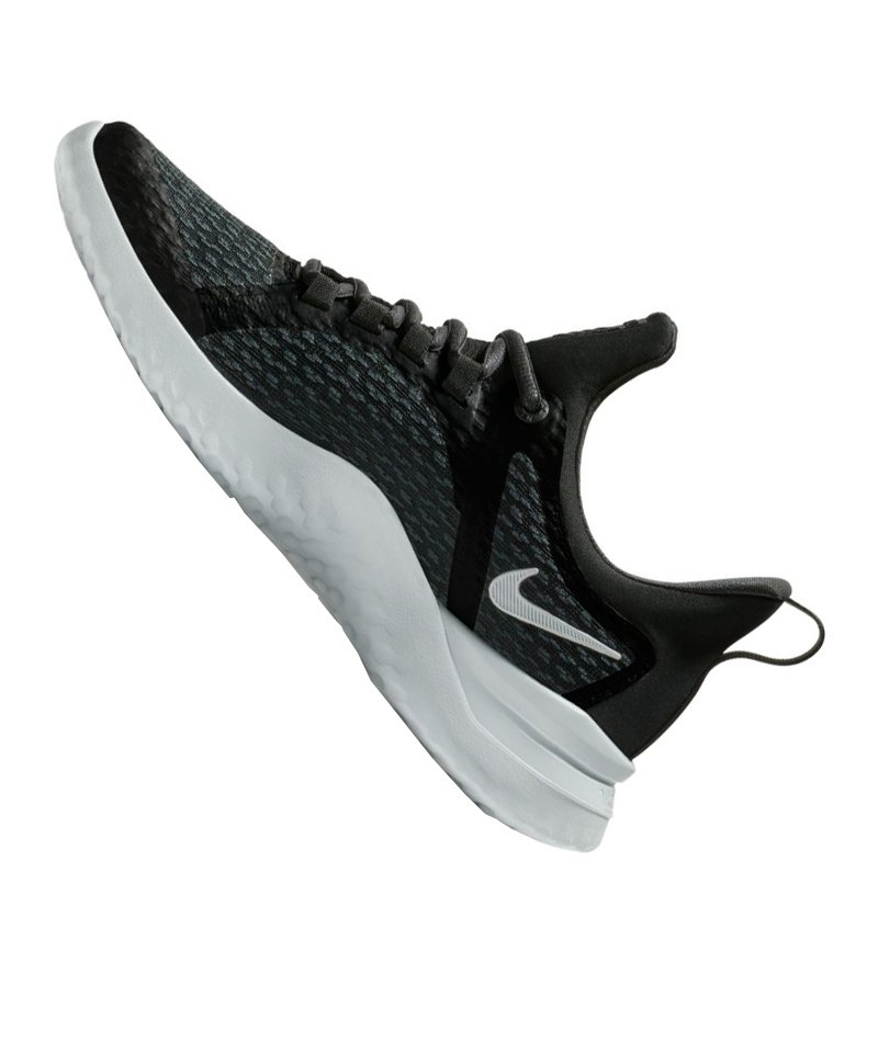 Nike Renew Rival Running Damen Schwarz Weiss F001