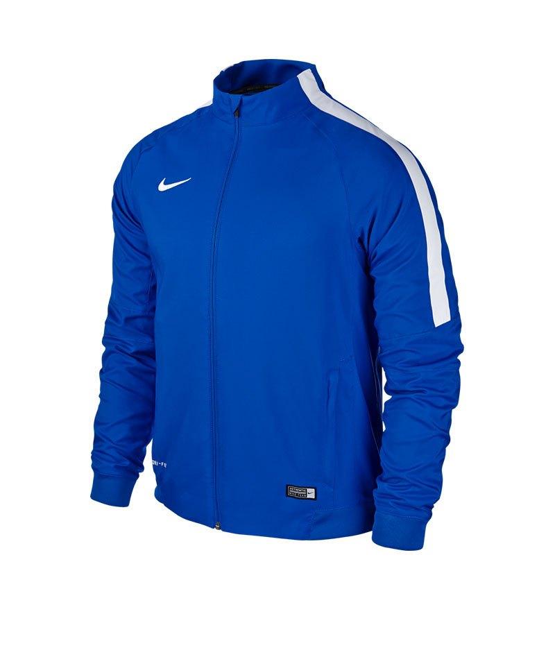 Nike Squad 15 Sideline Woven Jacket Kids Blau F463