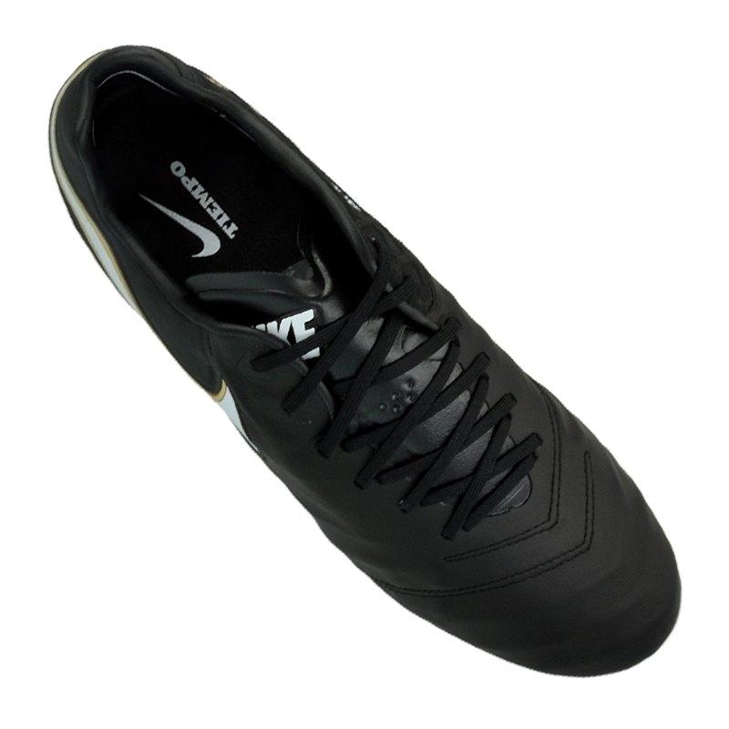promo code df64a 83316 ... Nike Tiempo Legend VI FG Schwarz Weiss F010 - schwarz ...
