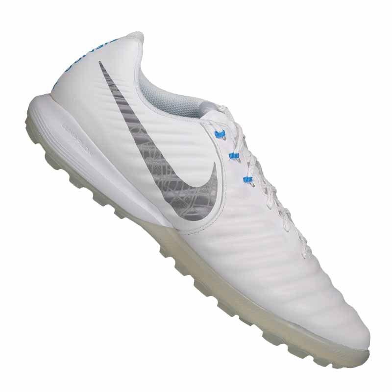 seriöse Seite Treffen Shop für authentische Nike Tiempo LegendX VII Pro TF Weiss Grau F107