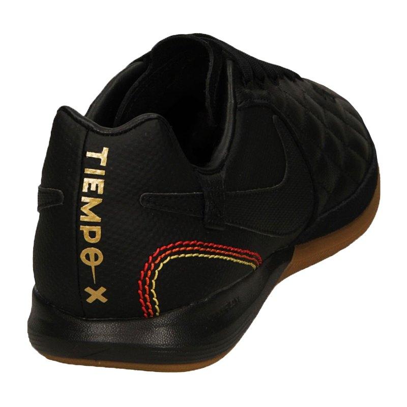 ... Nike Tiempo X Finale 10R IC Schwarz F007 - schwarz ...