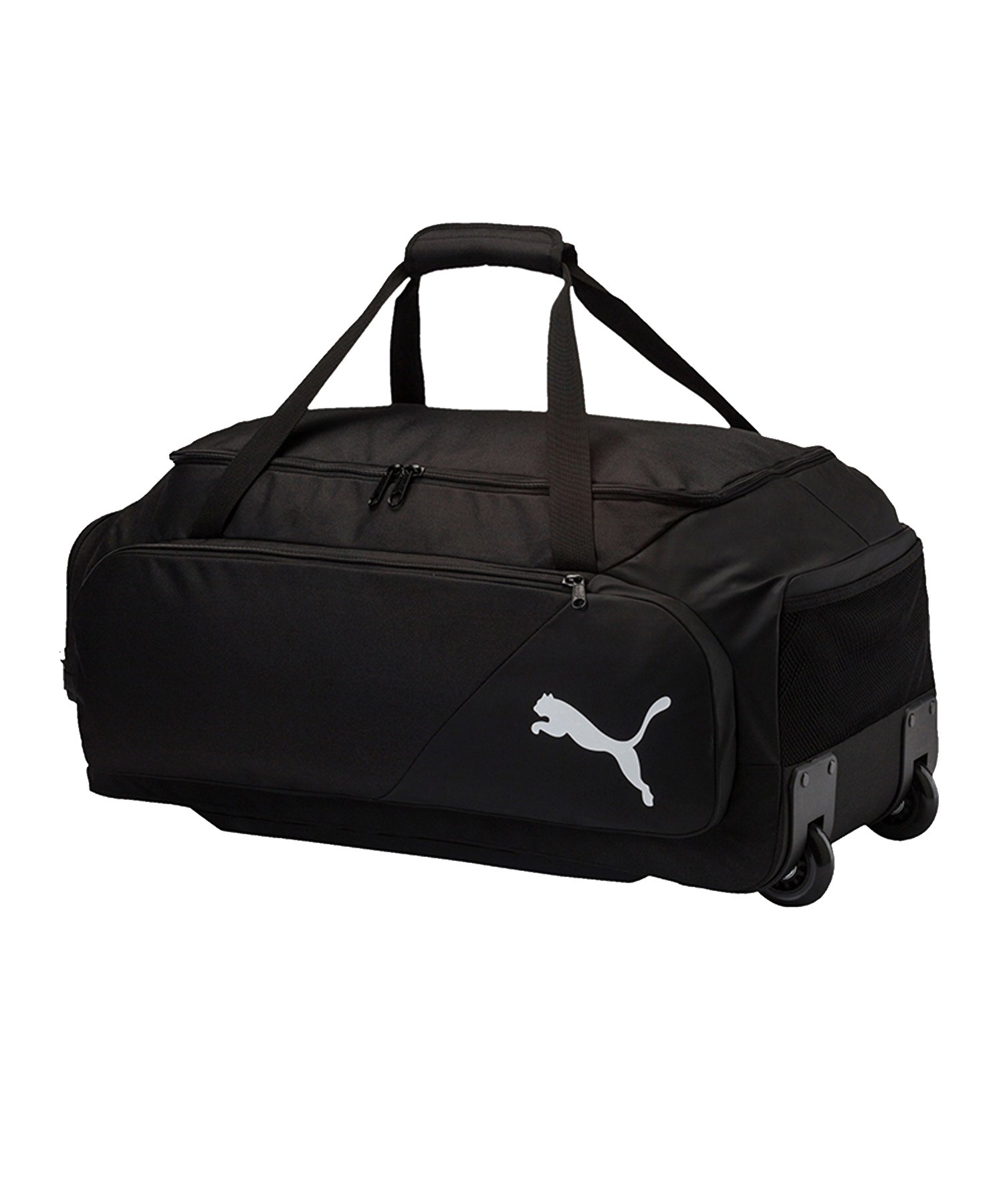 15ca9b7198e46 PUMA LIGA Medium Wheel Bag Tasche Schwarz F01 - schwarz