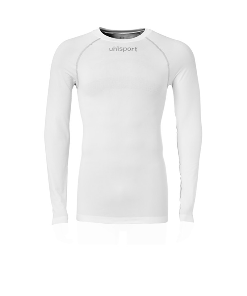 huge discount bf22a 3ea63 Uhlsport Thermo Shirt langarm Weiss F01