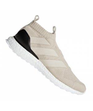 low priced 91350 367cd adidas-a16-ultra-boost-braun-schwarz-gold-bb7419-