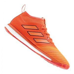 adidas-ace-tango-17-1-tr-orange-fussball-