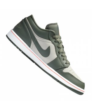 new arrive a6ad2 4fc84 jordan-air-1-low-sneaker-weiss-rot-f121-