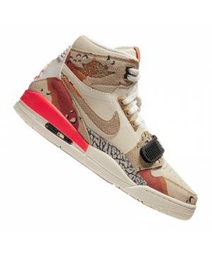 separation shoes af651 a3854 jordan-air-legacy-312-sneaker-beige-f126-lifestyle-
