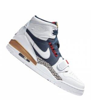 promo code c6d42 d5cd1 jordan-air-legacy-312-sneaker-weiss-blau-rot-
