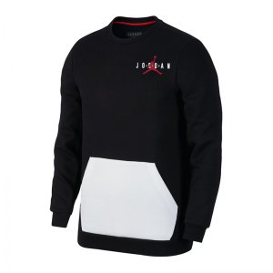 best website bcc26 96592 jordan-jumpman-air-fleece-crew-sweatshirt-f010-lifestyle-
