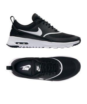 Nike Freizeitschuhe Air Max Thea Schwarz Damen zum besten