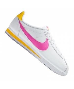 huge discount 1020d d2a44 Nike Classic Cortez Sneaker günstig kaufen   Freizeitschuhe   Leder ...