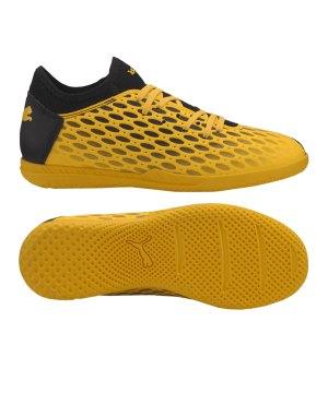 Puma Kinder Schuhe gelb Preisvergleich günstige Angebote
