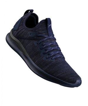 premium selection 60dc3 59ceb puma-ignite-flash-evo-knit-sneaker-blau-f06-
