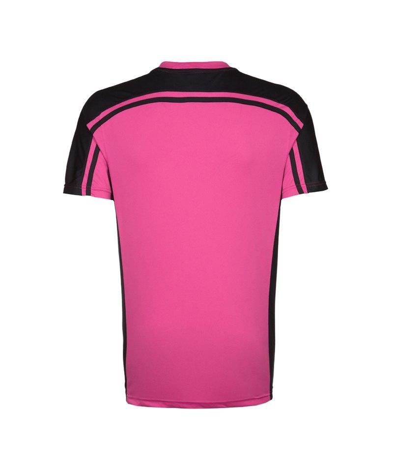 11teamsports cl sico trikot kids pink schwarz f90 kurzarmtrikot jersey teamsport junior kinder. Black Bedroom Furniture Sets. Home Design Ideas
