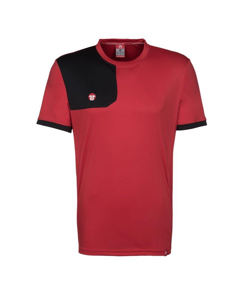 11teamsports Teamline Trainingsshirt Rot F60