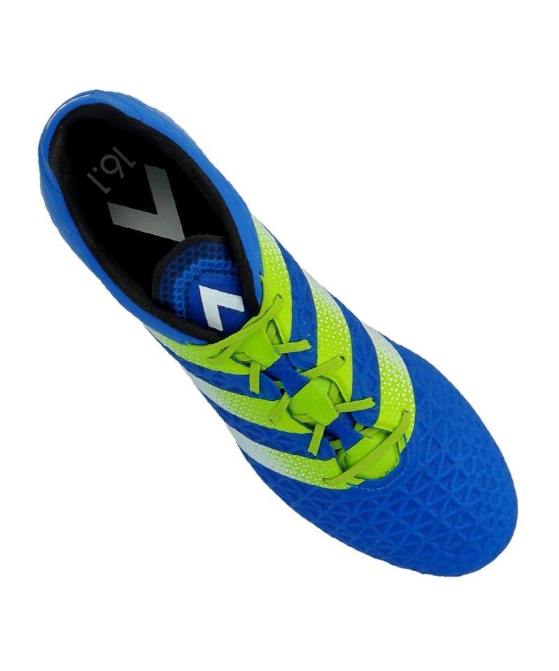 Adidas Blau Gelb