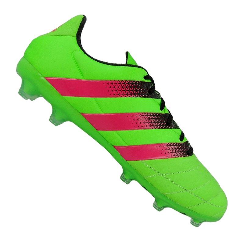 Adidas Ace 16.2 Grün
