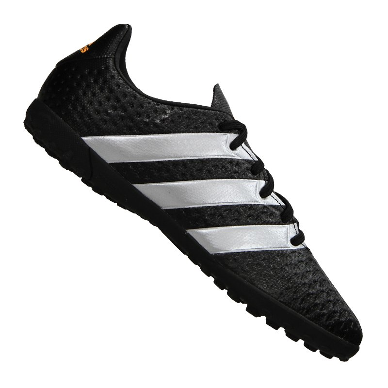 adidas ACE 16.4 TF J Kids Schwarz - schwarz b1c887fd69673