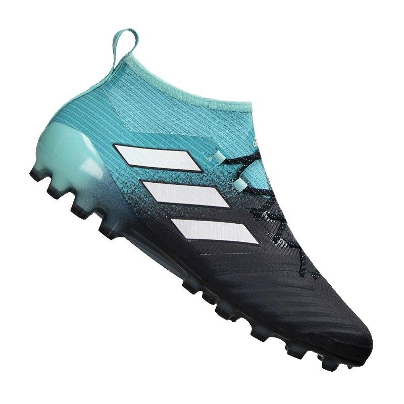 innovative design ad578 d6617 adidas ACE 17.1 Primeknit AG Blau Weiss - blau