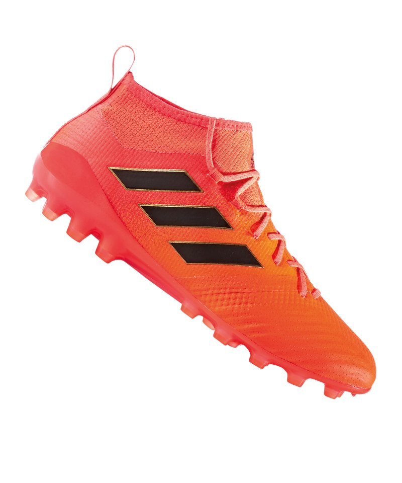 new product 70989 6be0b adidas ACE 17.1 Primeknit AG Rot Schwarz - rot