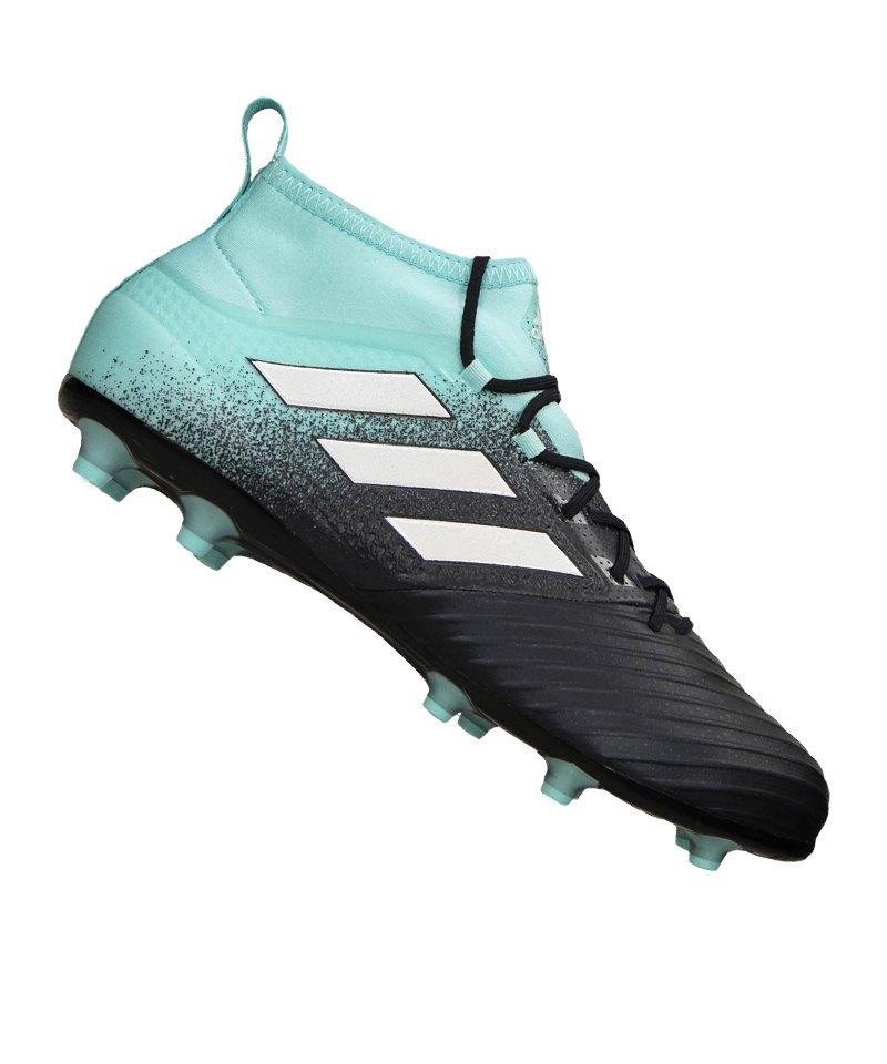 best sneakers 85e1a b4450 adidas ACE 17.2 Primemesh FG Blau Weiss - blau