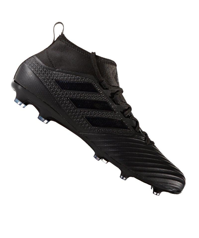 34d5f72ad adidas ACE 17.2 Primemesh FG Schwarz - schwarz