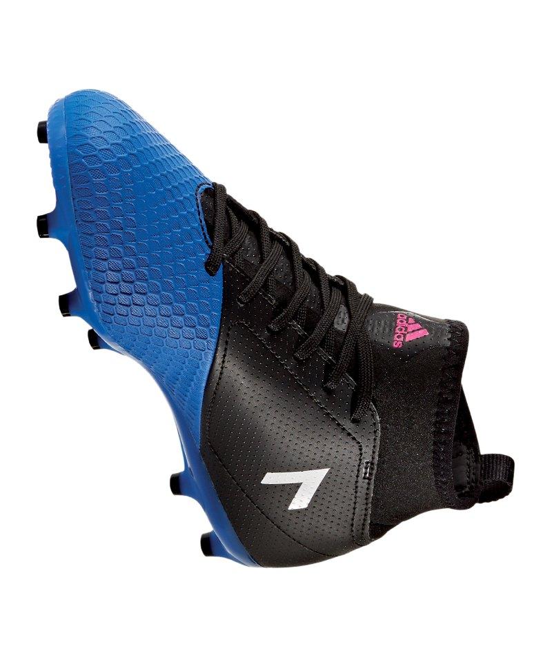 Adidas Ace 17.3 Primemesh Fg Blau