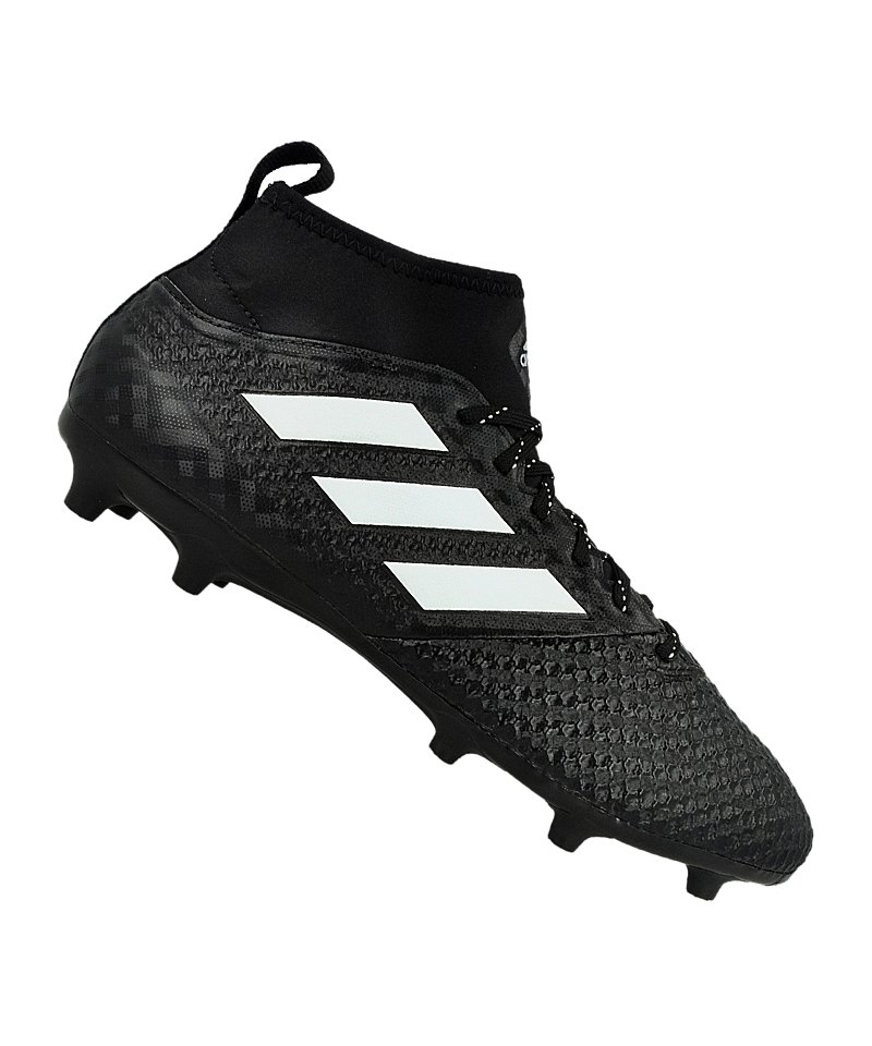Adidas Ace 17.3 Primemesh Fg Schwarz Weiss
