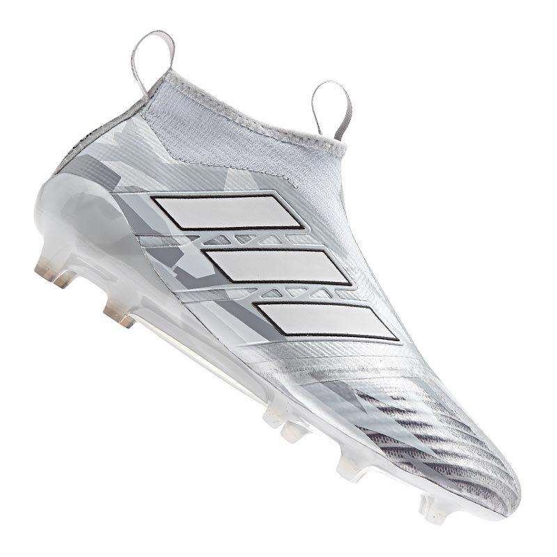 Adidas Ace 17 Blau Silber