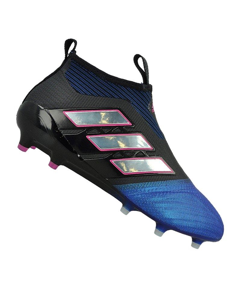 Adidas Ace 17 Blau Schwarz